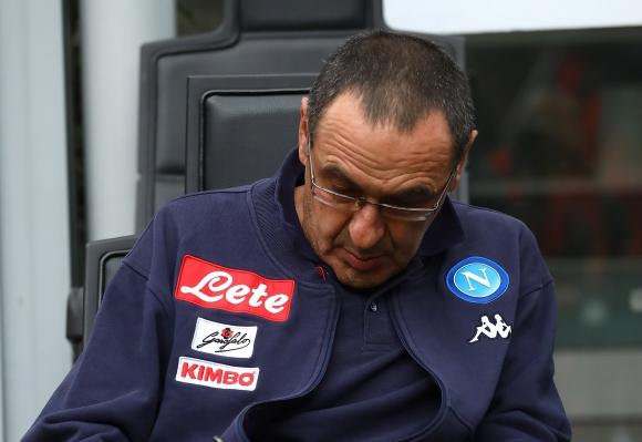 Маурицио Сари няма да съди Наполи