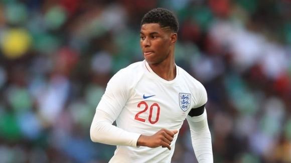 Англичаните искат да поправят грешката от Евро 2016, твърди Рашфорд