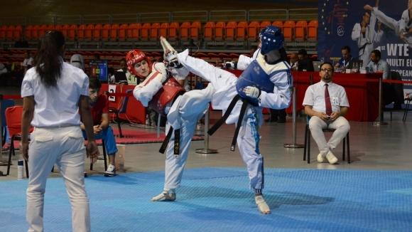 Пет бронзови медала за България от първия ден на Мултиевропейските игри в Пловдив