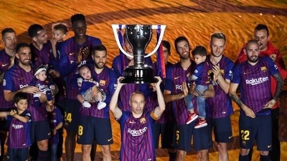 Барселона е първият клуб в историята с футболисти във всички групи на Световно първенство