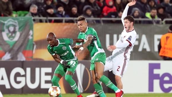 Клубове от водещи европейски първенства с интерес към футболист на Лудогорец