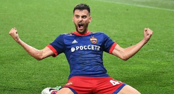 ЦСКА (М) преподписа с основен футболист