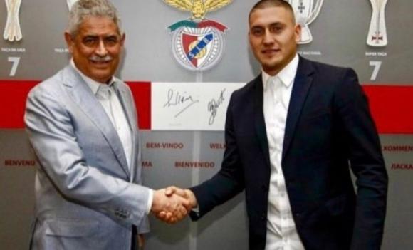 Чилийски голаджия подсили Бенфика