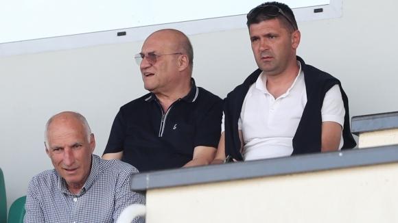 Ангел Стойков: Надявам се, че ще успеем да сглобим добър отбор (видео)