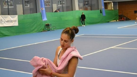 Габриела Михайлова се класира за втори кръг в Анталия