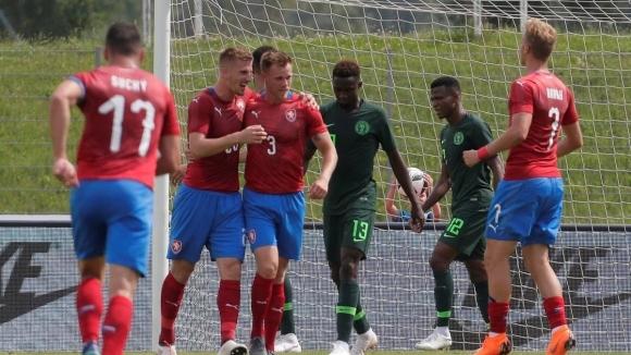 Нигерия загуби от Чехия в контрола