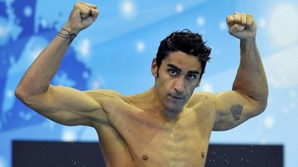 Отказалият се от плуването световен шампион Манини може да отнесе 8 години