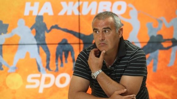 Сашо Ангелов: Локо (ГО)? Чакам с ентусиазъм Първа лига