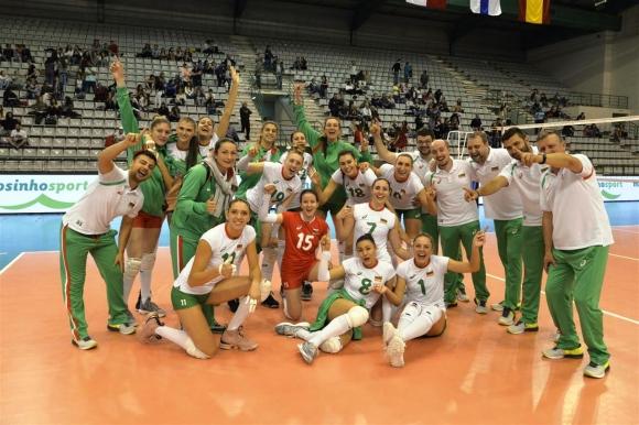 България се класира за F4 на Златната европейска лига