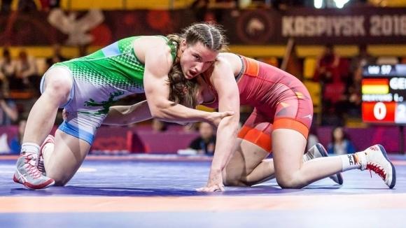 Биляна Дудова ще се бори за европейската титла до 23 г.