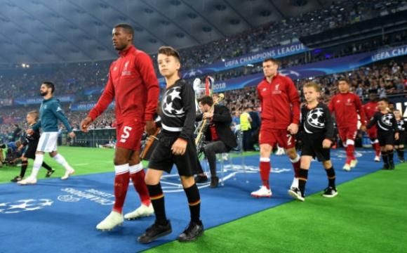 Безценната история за една сбъдната детска мечта и един незабравим финал в Шампионската лига