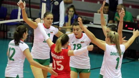 България срещу Финландия в полуфиналите на Златната европейска лига
