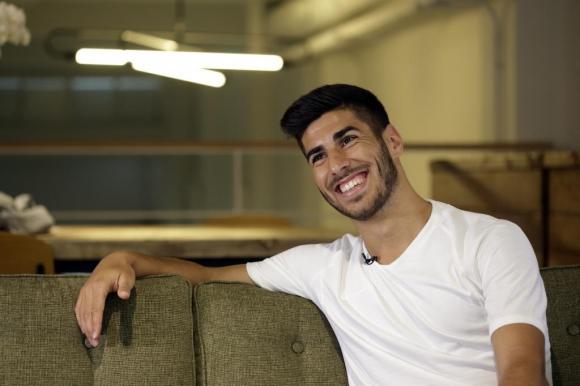 Интервюто с Асенсио: Винаги съм искал да приличам на Зидан