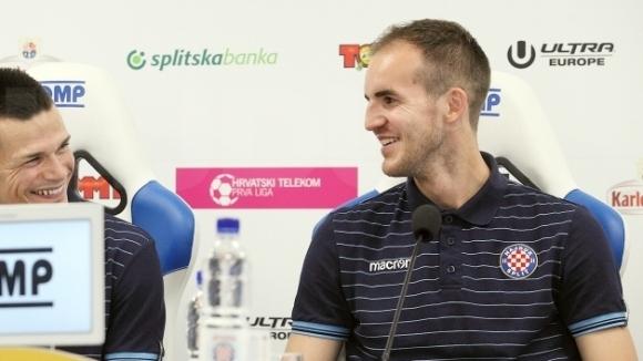 Данте Стипица разкри кой го е довел в ЦСКА-София