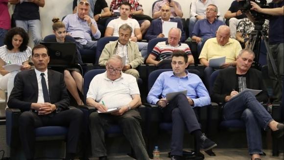 Красимир Иванов: Търсим спортен директор, целта пред Левски е титлата и купата на България (видео)