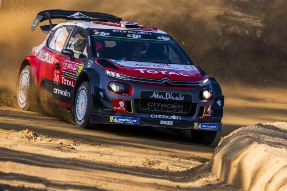 Citroen остават във WRC