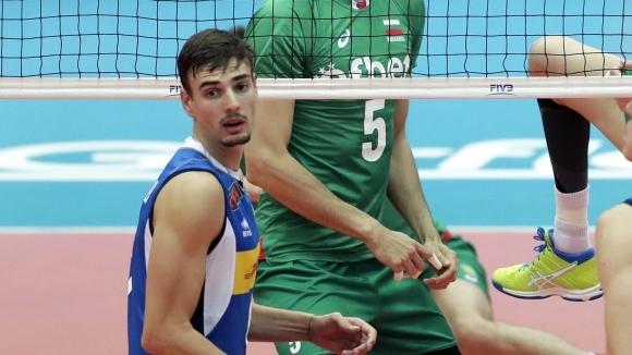 Симоне Джанели: Спечелихме много труден мач срещу силния отбор на България (видео)