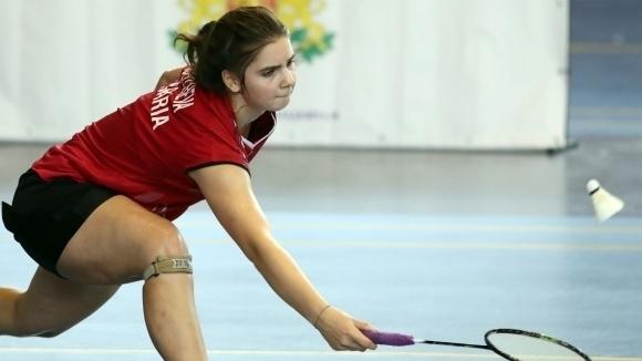 Мария Делчева отпадна във втория кръг на турнир по бадминтон в Литва