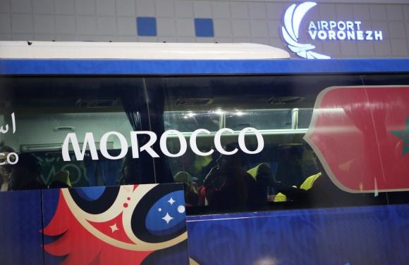 Мароканците пристигнаха във Воронеж