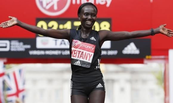 """Мери Кейтани спечели 10-те километра в """"Сентръл Парк"""""""