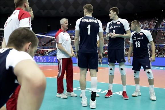 Витал Хейнен: Идеята ми за волейбол е много проста - не правете грешки