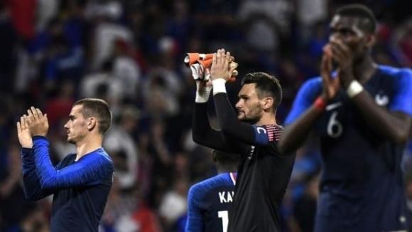 Макрон вярва в успеха на националния отбор на Мондиал 2018