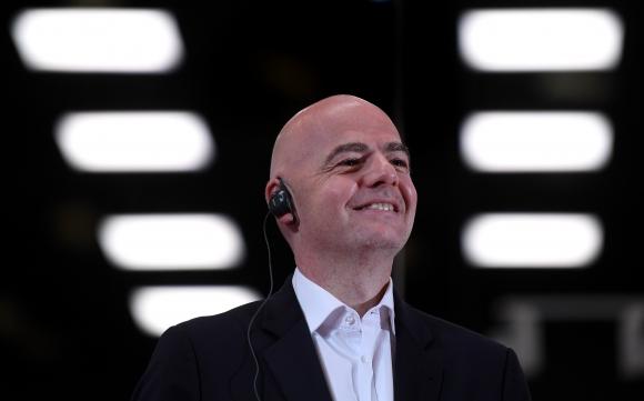 Инфантино не е решил дали ще се кандидатира отново за шеф на ФИФА
