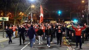 УЕФА наказа Атлетик Билбао и Спартак (М)