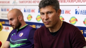 Балъков за новия вратар на ЦСКА-София: Познавам го отлично, има качества