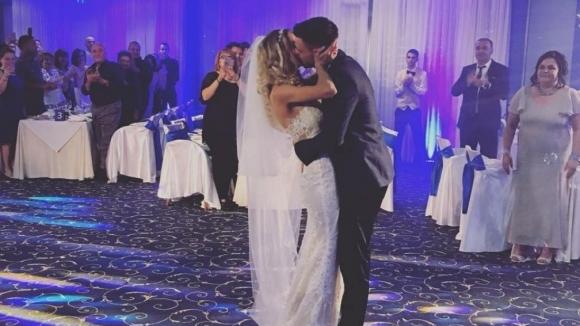 Защитник на Ботев вдигна тежка сватба