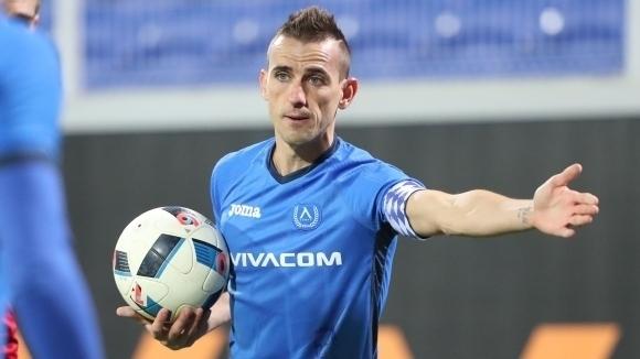 Отбор от Втора лига взе бивш капитан на Левски