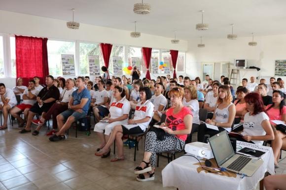 Над 100 делегати се включиха в 36-та сесия на Националната олимпийска академия на БОК