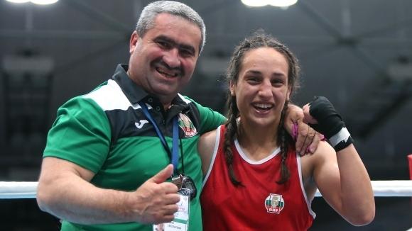 Асенова и Йонузова ще спорят за титлите на Европейското по бокс