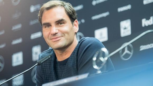 Федерер ще играе със Зверев в Щутгарт