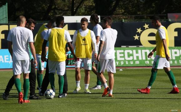 Берое стартира подготовка с 22 футболисти