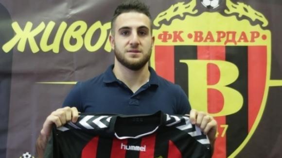 В Македония: ЦСКА-София иска да отмъкне голмайстора на Вардар, дават му 12 хил. евро