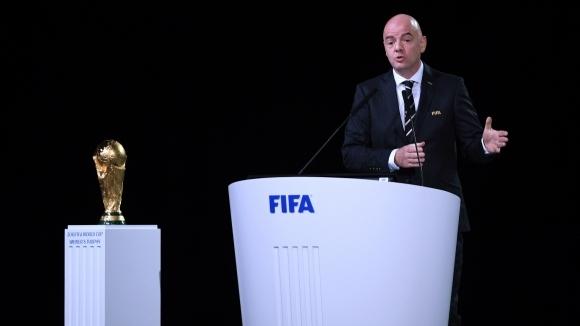 Инфантино ще се кандидатира за втори мандат начело на ФИФА