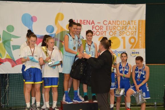 Варненци отново с най-много титли на Олимпийския младежки фестивал в Албена