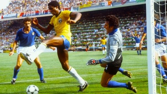 Българските журналисти раздвоени между два гениални мача от Испания'82