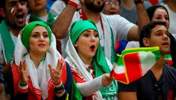 Иранските жени ще гледат мачовете на стадионите