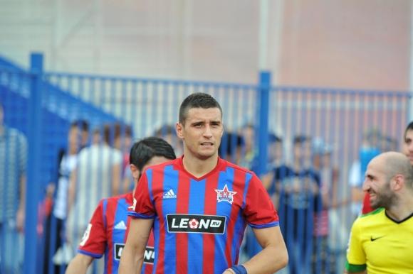 Нападател с 5 гола гледа към Левски