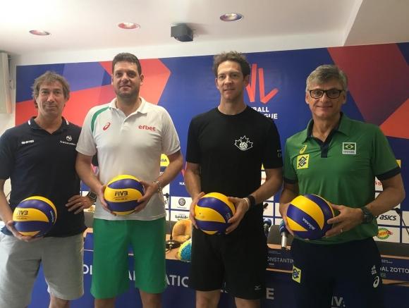 Ренан Дел Зото: Очаквам много труден турнир във Варна (видео)
