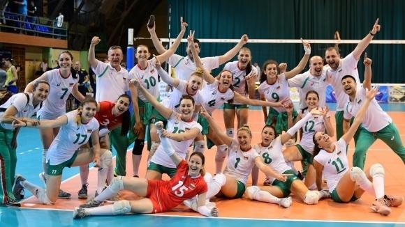 България срещу Финландия в полуфинал на Златната лига! Гледайте мача ТУК!
