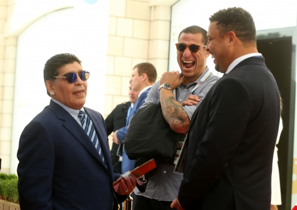 Дон Диего се присмя на избора за домакин на Мондиал 2026