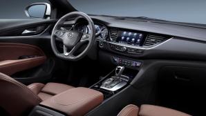 Opel Insignia - дебют за следващото поколение инфоразвлекателни системи