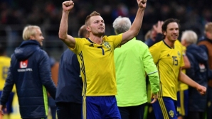 Шведски национал подписа с АИК след 17 години по английските терени