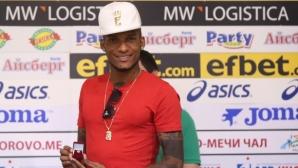 Каранга се присъединява към лагера на ЦСКА-София в Тетевен в близките дни