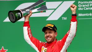 Фетел: Формула 1 скучна? Изчакайте да започне Световното по футбол