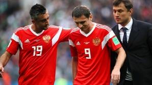 Руснаците отписаха Дзагоев