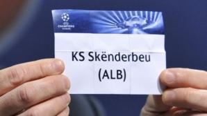 КАС потвърди: Скендербеу аут за 10 години от европейските турнири
